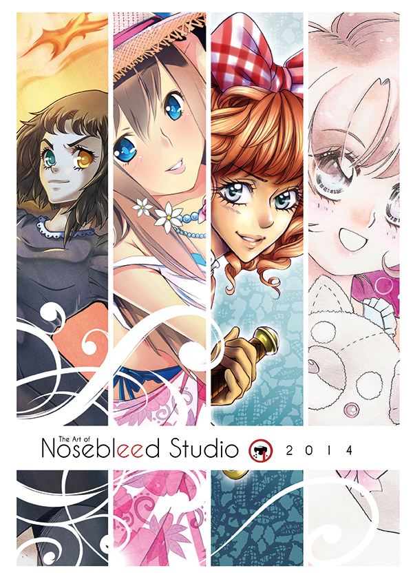 The Art of Nosebleed Studio