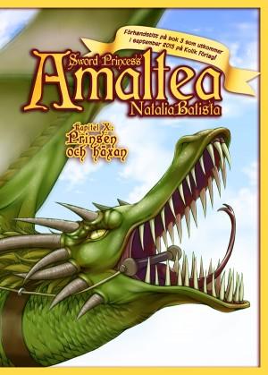 Sword Princess Amaltea chapter 10