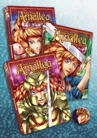 Sword Princess Amaltea 1-3