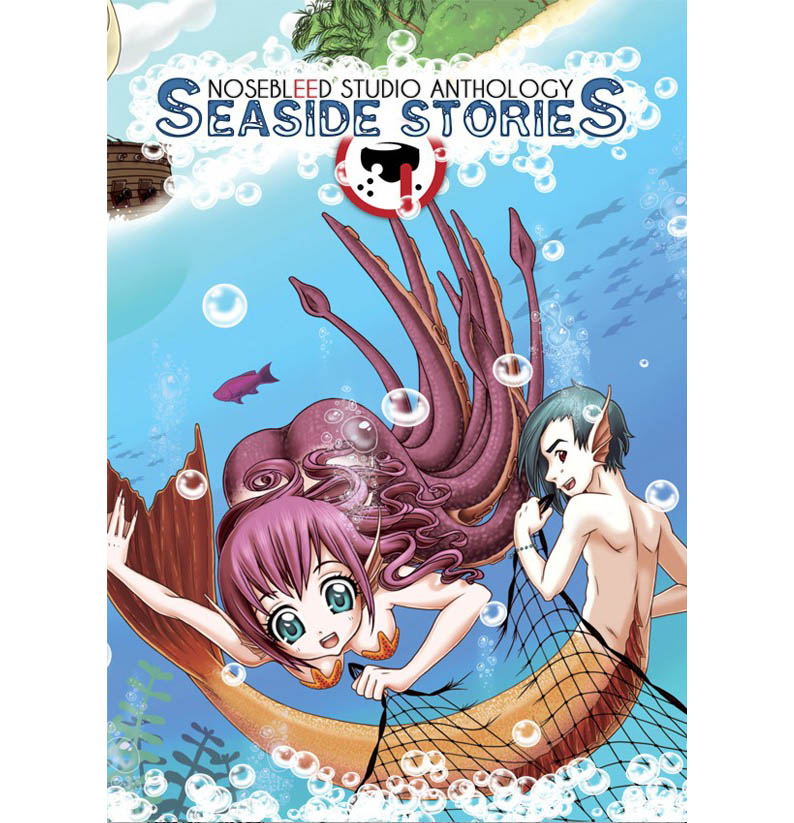 Trailer for our book Seaside Stories!