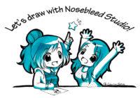 Come draw with Natalia and Catarina in Malmoe!