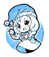 Crowdfunda Nosebleed Studios Stora Mangasamling med oss!