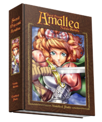 Sword Princess Amaltea samlingsbok!