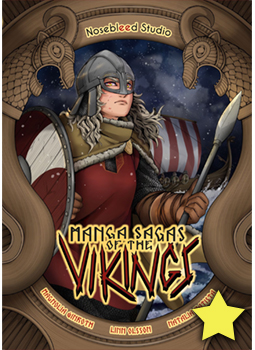Manga Sagas of the Vikings